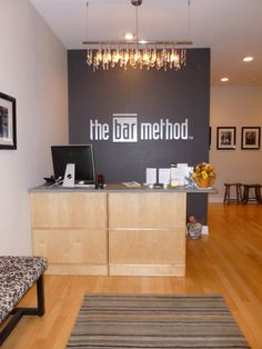 Retail Therapy Cl At The Bar Method Around Our Studio Pinterest And