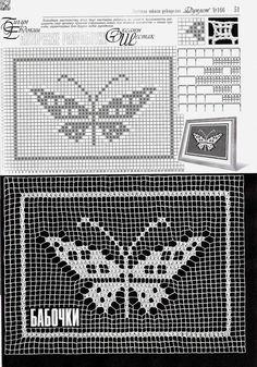 "Photo from album ""Дуплет on Yandex. Crochet Magazine, Views Album, Crochet Patterns, Coding, Yandex Disk, Shawls, Crocheting, Butterflies, Fabric"
