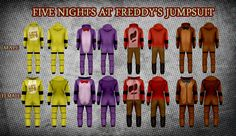 I WANT THE BONNIE ONE!!! ^^^ I CALL GOLDEN FRED Person: But there is no- Me: *dyes Freddy one a golden color* Person:....oh...