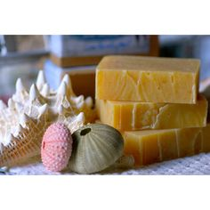 Handmade Soaps by Salt Water Soap Co