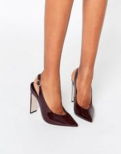 ASOS - PICCADILLY - Chaussures pointues à talons