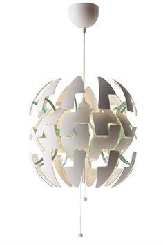 Ikea PS 2014 pendant lamp, £50. Designer: David Wahl