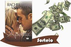 #Sorteio: A Aposta - Rachel Van Dyken, da Suma de Letras.