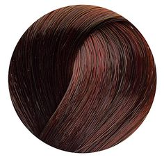 Ion Color Brilliance Permanent Creme Hair Color 4r Med Red