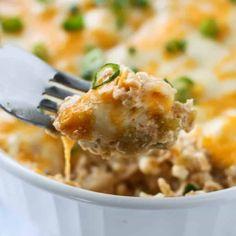 Dinner Casserole Recipes, Keto Casserole, Dinner Recipes, Healthy Recipes, Keto Recipes, Cooking Recipes, Avocado Recipes, Chili Recipes, Muffin Recipes