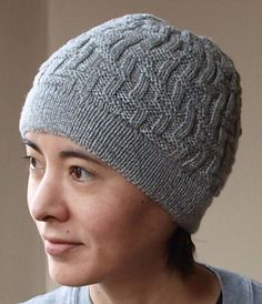 Ravelry: Crenellated Hat pattern by J Wilson