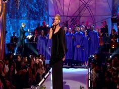 Faith Hill...Joy To The World...amazing voice