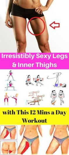 Irresistibly Sexy Legs and Inner Thighs with This 12 Minutes a Day Workout – OBSOLO