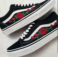 Details about Women's REEBOK Shoe Size US4.5EUR36 Black Orange Athletic Sneakers L3