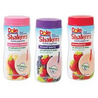 65¢ off when you buy DOLE® Fruit Smoothie Shakers