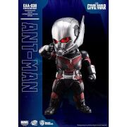 #Beast Kingdom Marvel Captain America Civil War #Continuing in the line of EAAs highly movable, chibi action figures, Beast Kingdom is poised to present Ant-Man from the blockbuster Captain America: Civil War. The action figure is designed with highly movable joints, so that you may make the figure take a wide variety of positions. It also features a switchable hand, allowing the player to re-experience the thrill of Ant-Man changing sizes. The helmets metallic color, and texture, as well as…