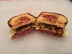 Iowa State Fair to feature The Diablo, a bacon jalapeño burger inside a grilled cheese sandwich