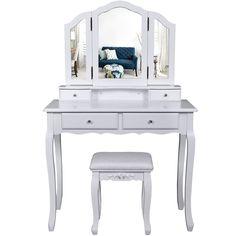 vera e propria moda como como trucco semplice e moderno tavolo ... - Mobile Specchio Make Up
