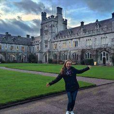 Taking the Chance (and the Internship) #chance #internship #studyabroad #Cork #Amsterdam #Paris #WSA #Europe #wanderlust #travel