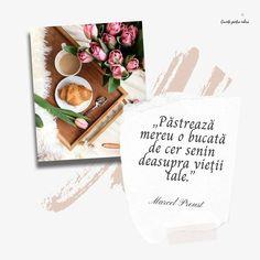 """Cuvintepentruiubire pe Instagram: """"""""Păstrează mereu o bucată de cer senin deasupra vieţii tale."""" -❄️- Marcel Proust _____________ #citate #cuvintepentruiubire…"""" Cer, Books, Instagram, Libros, Book, Book Illustrations, Libri"""