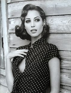#christyturlington #1992