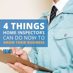 Want your home inspection business to take off? Try these tips and see your business grow. http://newmedia4agents.com/blog/real-estate-marketing/4-things-home-inspectors-can-now-grow-business