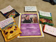 Valentines day gift for the boyfriend. Custom Pokemon card and candy puns Valentines day gift for th Valentines Day Gifts For Him Boyfriends, Cute Valentines Day Ideas, Birthday Cards For Boyfriend, Diy Gifts For Boyfriend, Valentine Day Gifts, Pokemon Gifts, Pokemon Cards, Pokemon Puns, Diy Gifts For Him