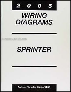 b89fd1e64dfcfb1fb9f2047587740bad sprinter van camper van 2005 dodge sprinter van wiring diagram manual original the new  at webbmarketing.co