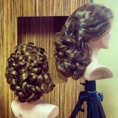 Brided hairstyle