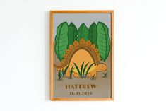 Dinosaur Pictures, Newborn Gifts, Kid Names, Playroom, Nursery Decor, Baby Shower Gifts, Digital Prints, Presents, Etsy Shop