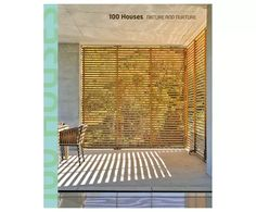 Libro 100 Houses | Westwing House In Nature, Coffee Table Books, Marshalls, Home Free, Roosevelt, Elle Decor, Sustainable Living, The Neighbourhood, New Homes