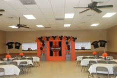 Harley Davidson ,Decorations my girls and I did for my friend and her husbands birthday party.