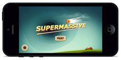 Supermassive dla iPhone'a. Świetna gra logiczna, w której wykorzystujemy siłę grawitacji i różne stany skupienia.