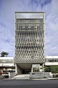 Pencil Office, Singapore. Ayra Architects.