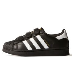 Adidas Superstar Foundation CF C Kids Black/White, Kids Footwear, www.oishi-m.com