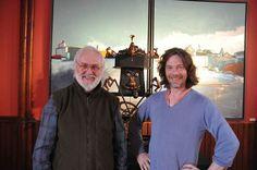 Tony and Eduard Bersudsky (Sharmanka), 2013