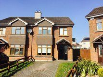Semi-Detached House at 164 Petitswood Manor, Mullingar, Co. Westmeath