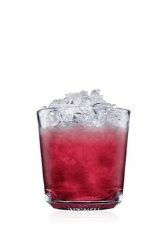 Raspberry Blimey  2 Dashes Simple Syrup  2 Dashes Black Currant Liqueur  1 Dash Lime Juice
