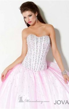 tulle ball gown jovani prom Jovani 3606 Dress