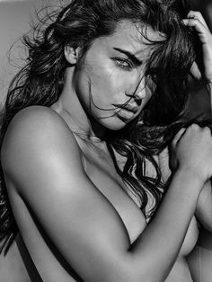Adriana Lima, Kendall Jenner, Alessandra Ambrosio, Candice Swanpoel - Nude for Russel James Alessandra Ambrosio, Adriana Lima, Yvonne De Carlo, Laetitia Casta, Behati Prinsloo, Lily Aldridge, Candice Swanepoel, Russell James, Portraits