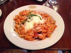 Gluten Free Penne Caprese Tomatoes, Fior di Latte Mozzarella, Basil 21 10/13