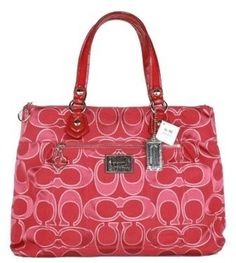 This is my all-time fav coach style - I have it in 3 different colors!