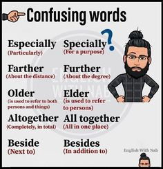 some confusing words English Learning Spoken, Learn English Grammar, English Phrases, Learn English Words, English Language Learning, Teaching English, Teaching Grammar, Teaching Spanish, Spanish Language