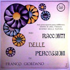 GIORDANO, FRANCO - nei racconti delle percussioni - LEONARDI SL. 13