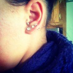 Earrings and piercings <3