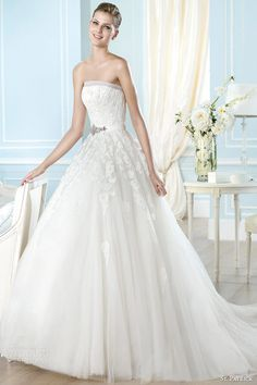 St. Patrick 2014 Wedding Dresses — Glamour Bridal Collection | Wedding Inspirasi