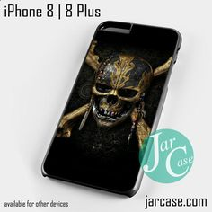 Pirates of Carribean Dead Men Tell no Tales T Phone case for iPhone 8 | 8 Plus