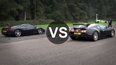 (adsbygoogle = window.adsbygoogle || []).push();  Bugatti Veyron Vs Ferrari 458 Italia Drag Race Video! This was filmed at the Vmax Event in the UK. Which one do you prefer: Veyron or 458 Italia? Subscribe for more drag racing videos! Subscribe:...