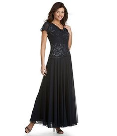 $200.00 modest mother of the brid or groom Available at Dillards.com #Dillards