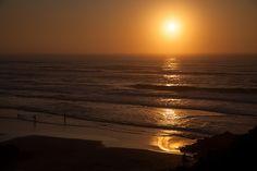 Puesta de sol en Valcobo - Sunset