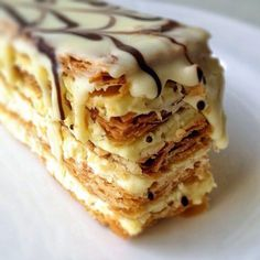 Goal - Italian Pastries Pastas and Cheeses Pastry Recipes, Cake Recipes, Dessert Recipes, Cooking Recipes, Italian Pastries, Sweet Pastries, Just Desserts, Delicious Desserts, Yummy Food