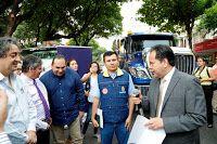 Noticias de Cúcuta: La Gobernación entregó a 4 municipios 9 carros tan...