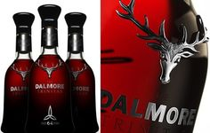 Dalmore 64 Trinitas  The distillery said that if the 64-year-old Trinitas was sold by the glass, it could cost up to £20,000 or about $32,000 a glass. Back in 2003, the distillery set a world record by selling a bottle of 62-year old Dalmore for over £25,000. In 2006, another bottle of the same whisky went for £32,000. The Trinitas is made of the rarest and oldest stocks of whisky in the world.