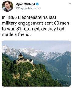 Liechtenstein has more friends than me