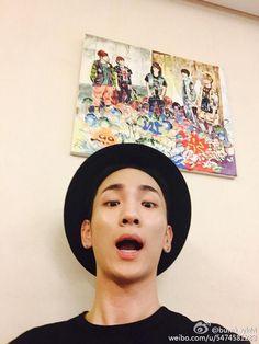 Key is so weird and cute ❤️